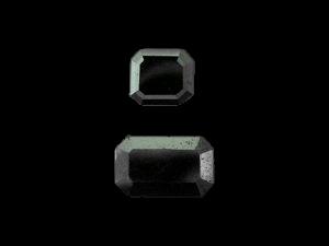 Black Emerald Cuts