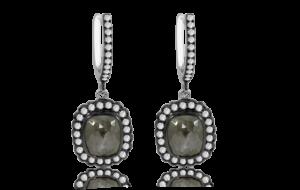 ICY DIAMOND EARRINGS IN 18K