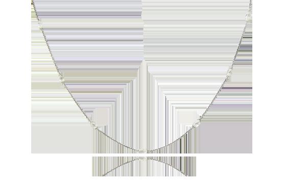 White Brio Chain